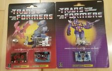 Transformers Hasbro Vintage G1 Reissue Cassettes Frenzy Gurafi Noizu