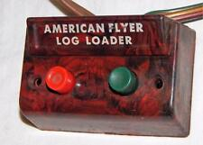 Original Two button Marbled Controller for American Flyer Log Loader S PART