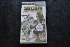 Socom Fireteam Bravo 3 Promo For Display Only Sony PSP