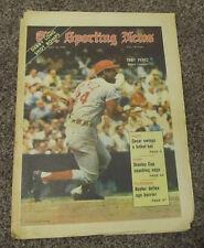May 16, 1970 The Sporting News MLB Baseball Cincinnati Reds Tony Perez