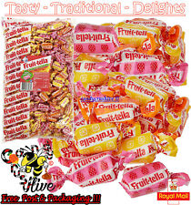 150 FRUIT-TELLA Fruittella Juicy Chews Assorted Fruit-Véritable jus de fruits