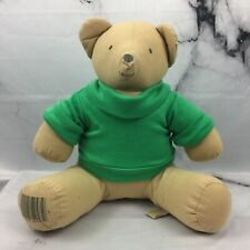 "Vintage Dakin No Frills Teddy Bear 1985 Beige 11"""