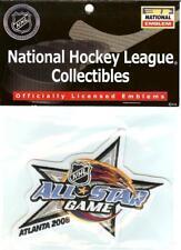 2008 NHL All Star Jersey Patch Atlanta Thrashers Official National Emblem