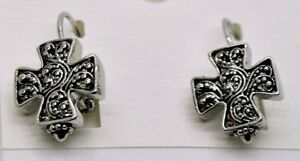 A105 Simply Unique Style small size Design shape French clip Fashion Earrings J9