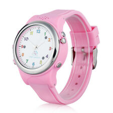 Unlocked SIM Phone Bluetooth Wrist Watch GPS LBS Location Kids Activity Tracker