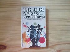 THE REBEL WORLDS (Flandry #3)  by Poul Anderson - 1st Paperback Printing