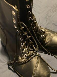 Na Na Boots 9 Eyelets Size 11