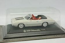 Yatming Fabbri Presse 1/43 - Oldsmobile 4 4 2 1970