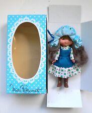 Italocremona Miss Petticoat Holly Hobbie Doll Mib 1970's Italy Blythe style