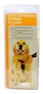 RAC Car Dog Harness | Dogs