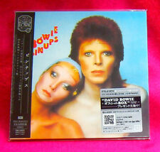 David Bowie  Pinups MINI LP CD JAPAN TOCP-70146 + PROMO OBI