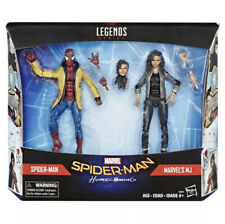 Marvel Legends Series Spiderman Homecoming 2-Pack MJ and Spider-Man