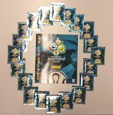 Panini WM 2006 - Album + 20 Tüten