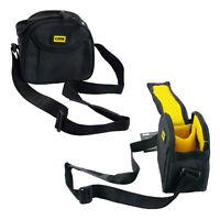Camera Lens Black Photography Medium Compact Shoulder Bag for Sony Canon DSLR