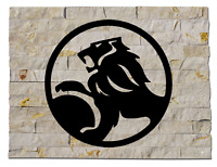 HOLDEN MAN CAVE, SHED OR BAR WALL SIGN 60CM