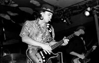 🔴 VERY YOUNG Guitar Legend Stevie Ray Vaughan - SRV  -  8x10 photo! 🎶