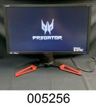 Acer Predator XB241H bmipr Widescreen Monitor with built-in speakers