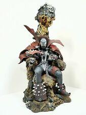 McFarlan Toys SPAWN Action Figure 2002 - Series 21 - Spawn VII (Spawn on Throne)