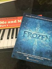 Easy Piano The Frozen Collection Music Book