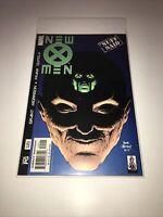 New X-Men #121 2002 Marvel Comics Grant Morrison and Frank Quitely