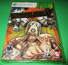 Borderlands 2 Microsoft Xbox 360 *Factory Sealed! *Free Shipping!