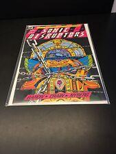 Sonic Disruptors #1 December 1987 DC Comics **never read**