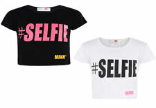 T-shirts, hauts et chemises noir pour fille de 12 à 13 ans