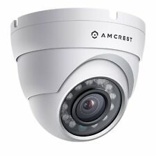 Amcrest IP2M-844EW Outdoor 1080P HD Dome POE Bullet IP Network Security Camera