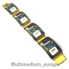 70er Jahre Armband Emaille Metall vergoldet Scholz und Lammel Bunge Leyser