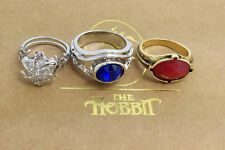 The Lord of Rings Vilya Nenya Narya Ring LOTR jewelry elf Three Rings