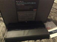 New listing Diamond AudioTx10001 Txblack car amplifier mono block 11000W Rms new