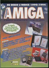 AMIGA MAGAZINE 63 IPISA,radio, vlab motion, paravision m1230xa,GENLOCK HAMA