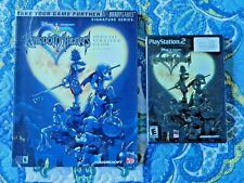 Kingdom Hearts Greatest Hits & 8MB Memory Card & Strategy Guide PlayStation 2