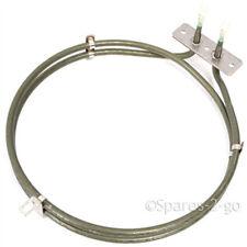 SMEG Genuine Fan Oven Cooker Heater Element 2 Turn 2000W 806890882