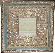 Belle Maison Frame 3 x 3 Picture, Ornate Woods Collection
