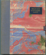 Dilys Laing Signed New Year's Poems 1946 & Autograph Letter Signed 1950