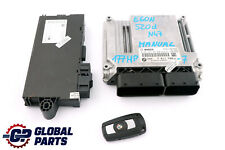 *BMW 5 Series E60 E61 LCI 520d N47 177HP ECU KIT DDE CAS3 + Key 7811700 Manual