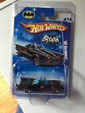 2009 Faster Than Ever! Hot Wheels target exclusive Snowflake Batmobile!
