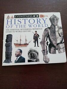 Eyewitness History of the World PC CD-Rom