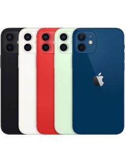 Apple iPhone 12 - 64gb 128gb 256gb-entsperrt Sim Free SmartPhone-alle Farben