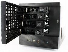 """CFI A-7879 V2 Mini-ITX Gehäuse (4x 3.5"""" NAS, 1x 2.5"""", Hot-Plug, 1x PCI, USB3.0,"""