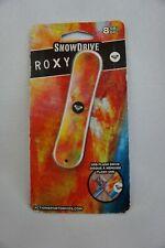 SnowDrive Roxy 8GB USB Crimson Tracks Snowboard 2.0 Flash Drive
