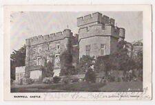 Banwell Castle Somerset, E.J. Greatorex 1904 Postcard, B609