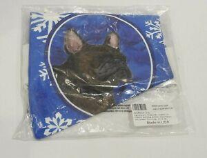 Caroline's Treasures SS4657-CS French Bulldog Winter Snowflakes Christmas Stocki