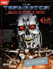 Hachette The Terminator Build the T-800 1:2 Scale Issue 81  **NEW & SEALED**