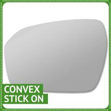 Range Rover Evoque 11-14 Lado Izquierdo Climatizada Convexo Espejo Vidrio /& Placa 515 lshp