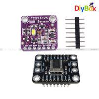 CS5460A TCS34725 RGB Light Color Sensor Recognition Module For Arduino
