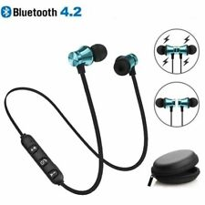 Wireless Bluetooth Magnetic Earphone For Samsung Iphones Smart Phones Accessory