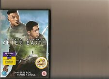 AFTER EARTH DVD WILL SMITH JADEN SMITH