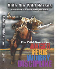 Ride the Wild Horses Controlling Wild Emotions - 4 Dvds John Hagee - Sale Rare !
